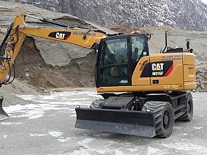 Cat M315 F 2017
