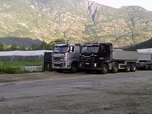 Volvo FH 16 580 8x4 2008 mod